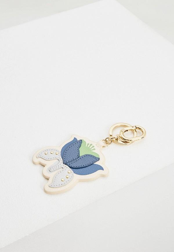 Брелок Furla Furla  разноцветный фото