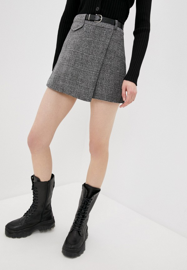 женская юбка fadjo, серая