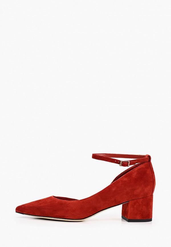 женские туфли alla pugachova, коричневые