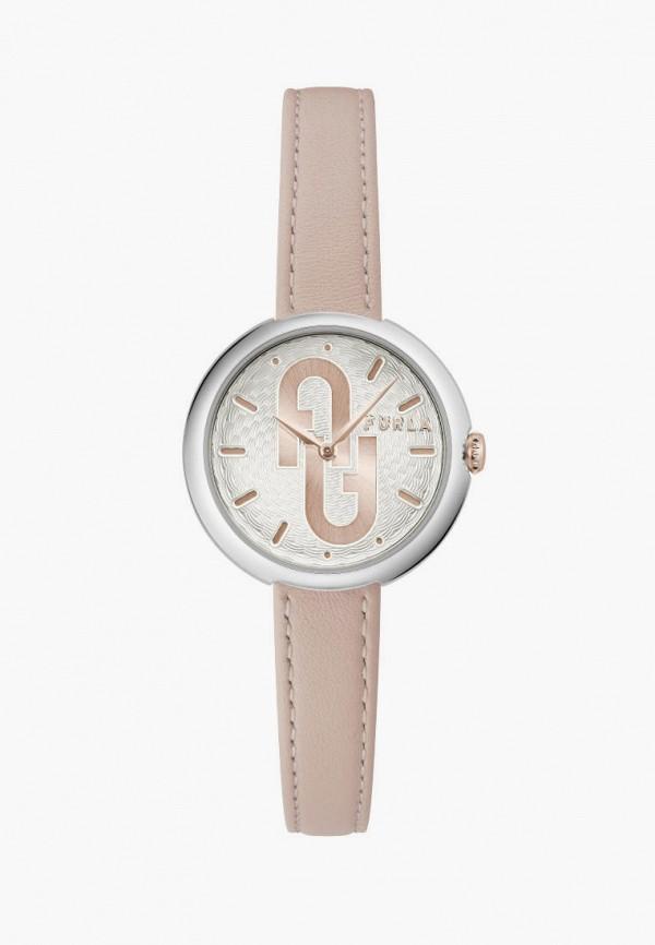 женские часы furla, бежевые