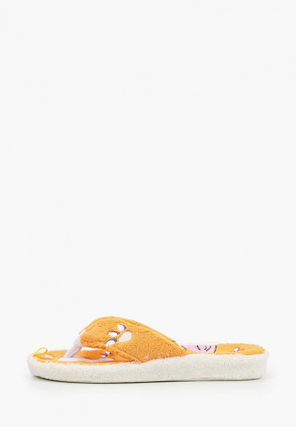 женские тапочки tingo, оранжевые