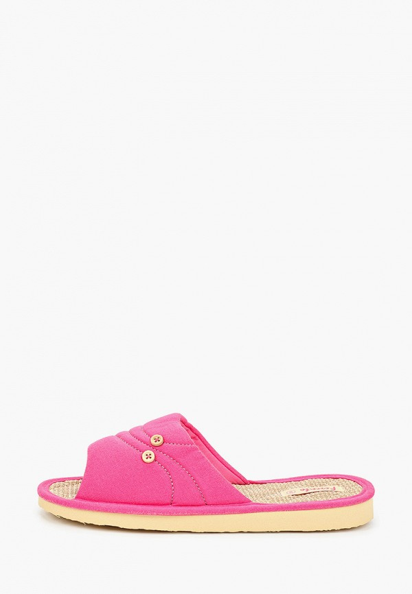 женские тапочки tingo, розовые