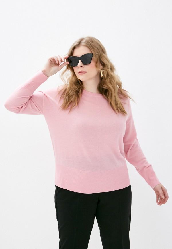 женский джемпер gerry weber, розовый