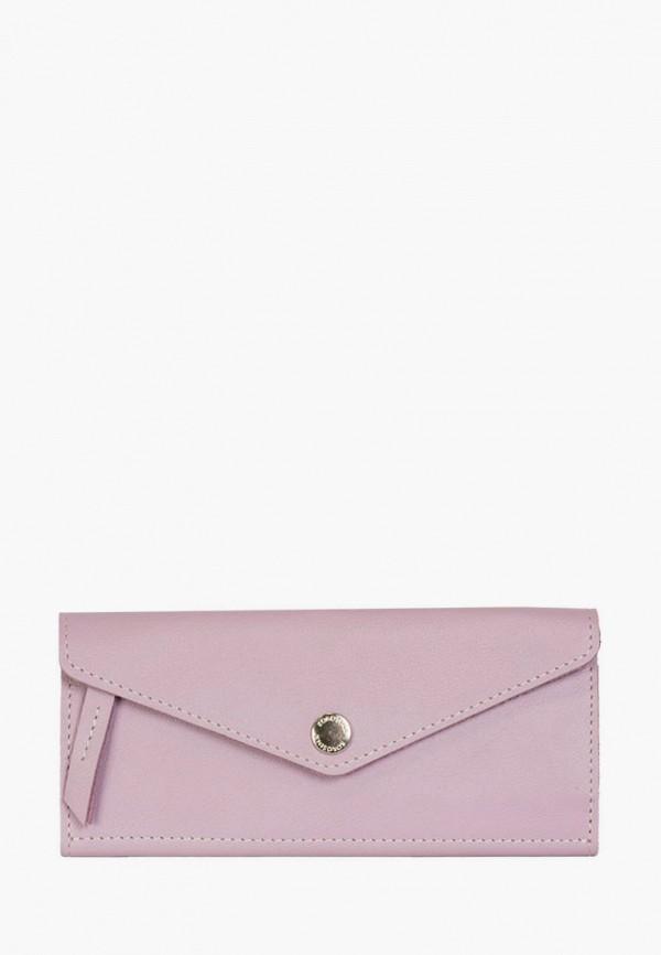 женский кошелёк kokosina, фиолетовый