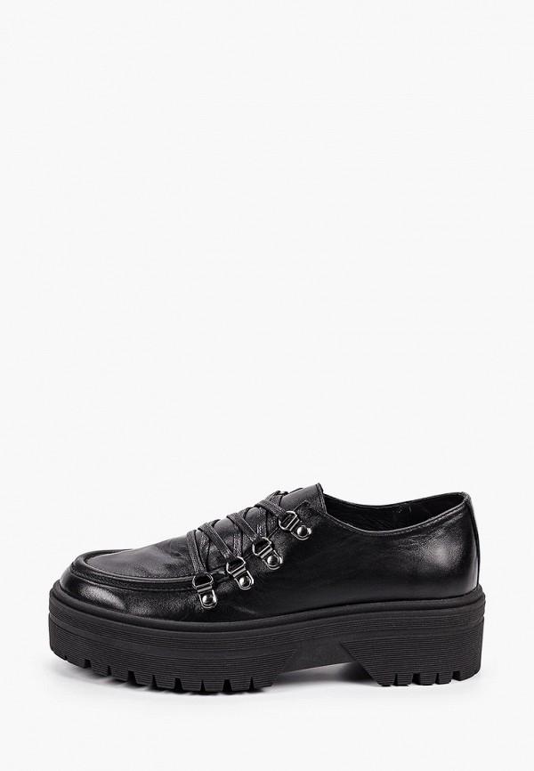 женские низкие ботинки matt nawill, черные