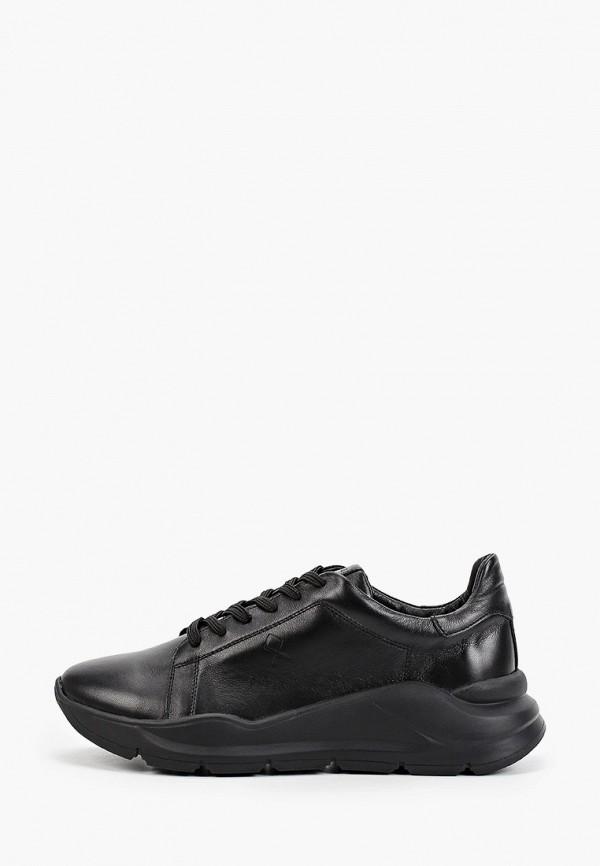 женские низкие кроссовки matt nawill, черные