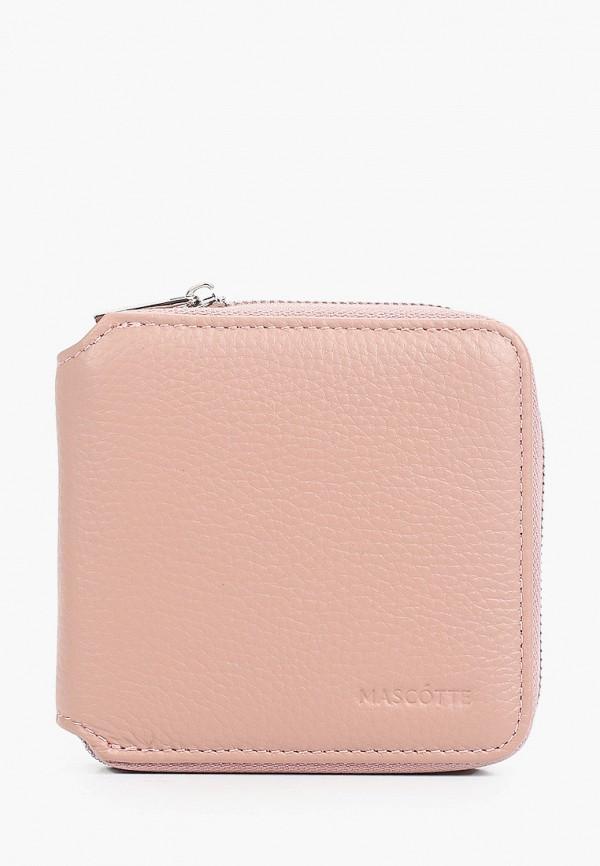 Кошелек Mascotte Mascotte  розовый фото