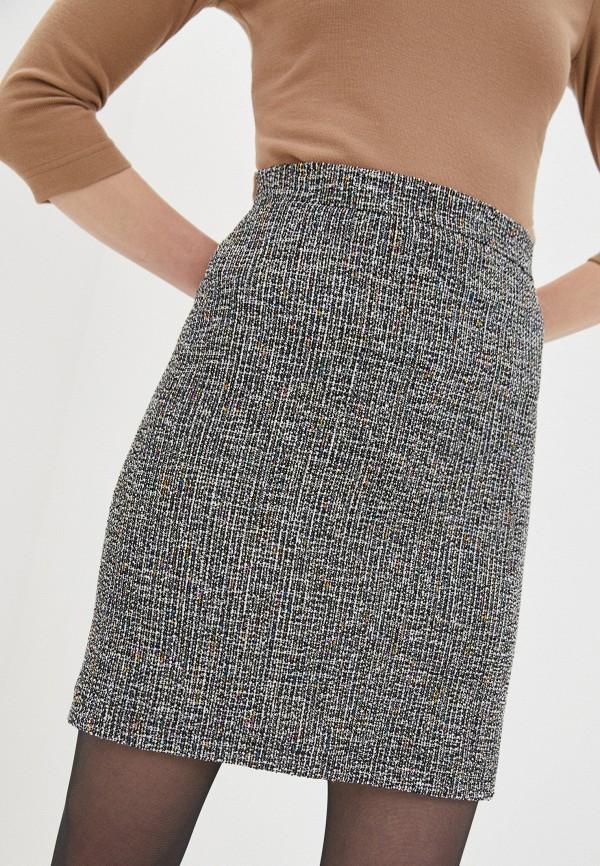 женская узкие юбка rodionov, черная
