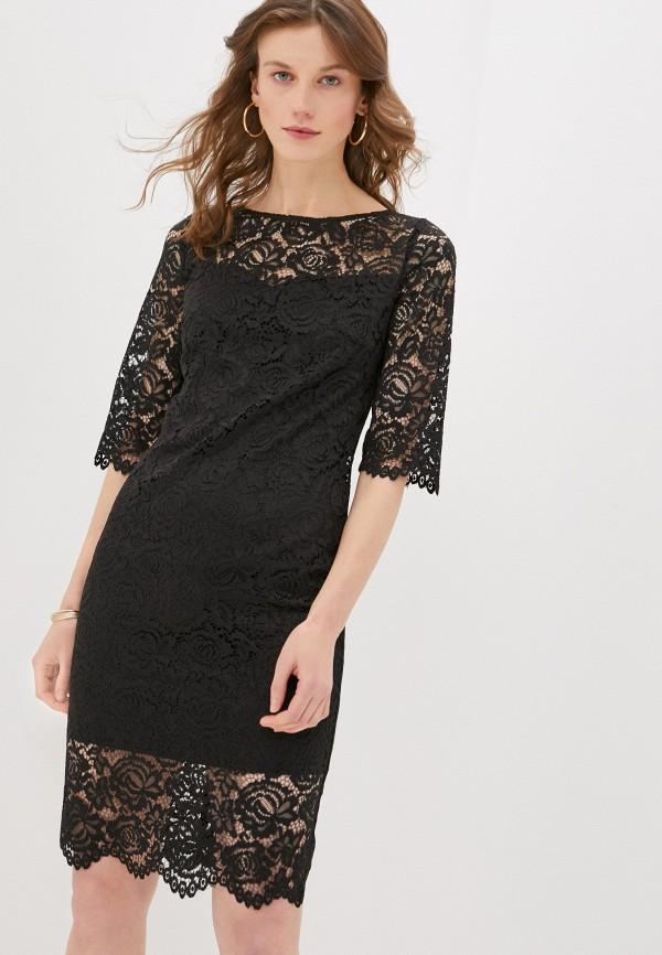 женское вечерние платье rodionov, черное