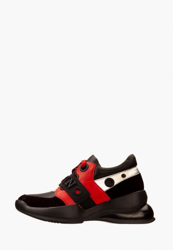 женские кроссовки kanaro, черные