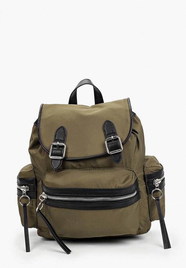 женский рюкзак topshop, хаки