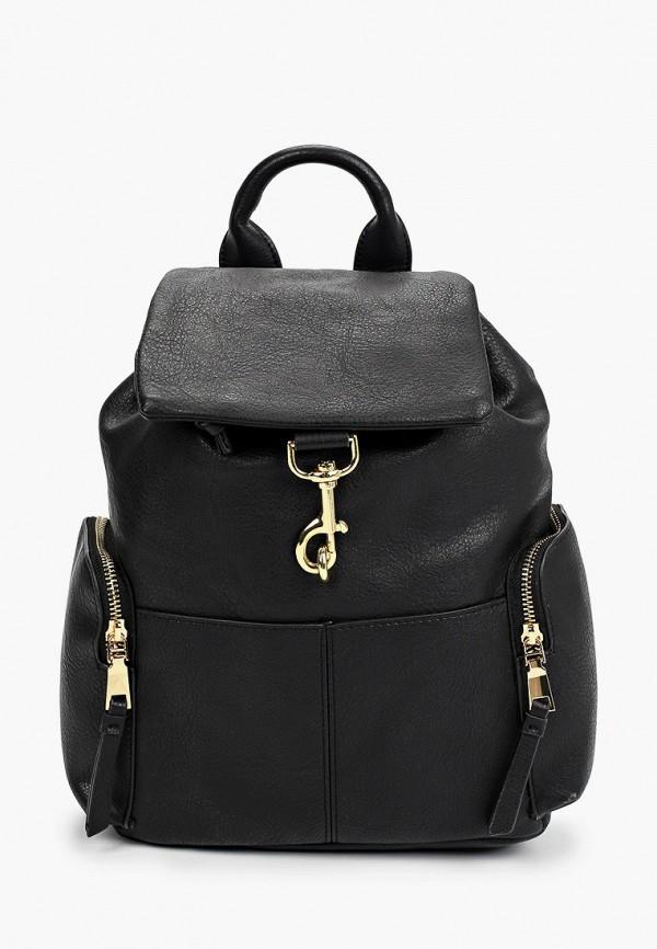 женский рюкзак topshop, черный