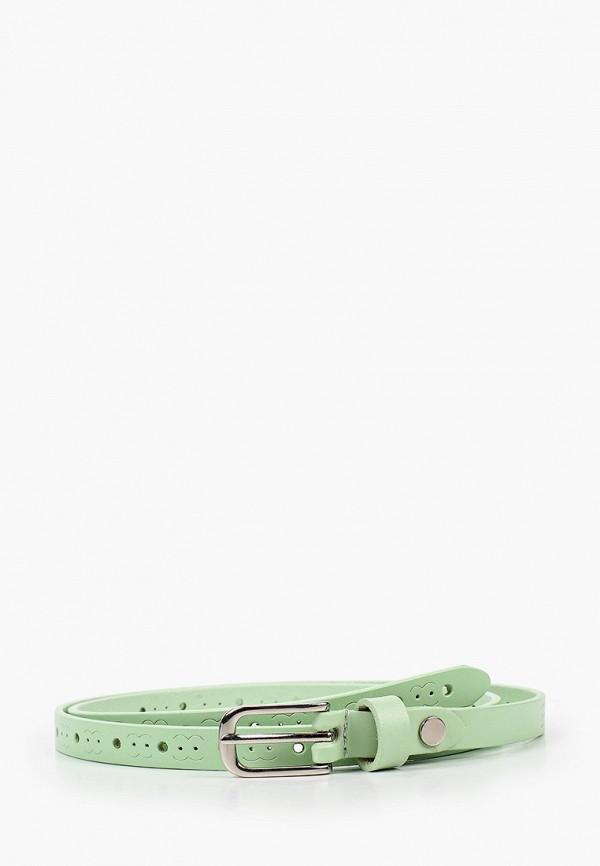 женский ремень mascotte, зеленый