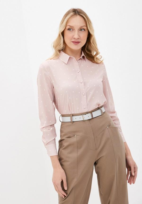 женская блузка с длинным рукавом befree, бежевая