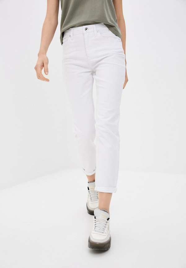 женские джинсы скинни mavi, белые