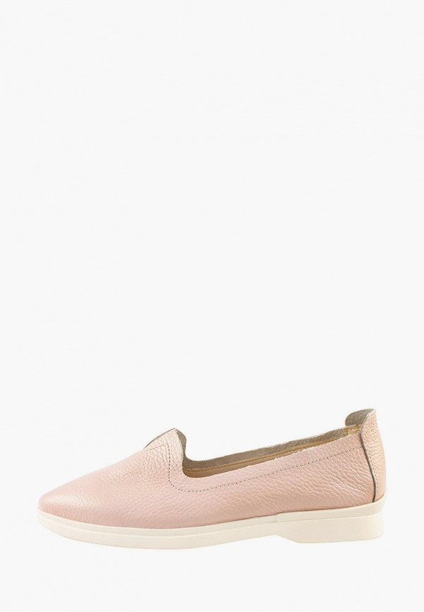 женские балетки injers, розовые