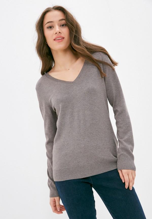 женский пуловер franco vello, бежевый