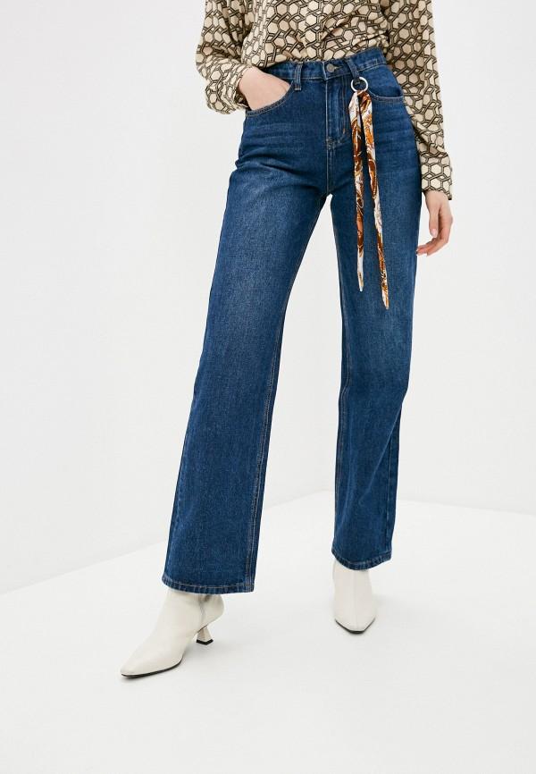 женские джинсы клеш fine joyce, синие