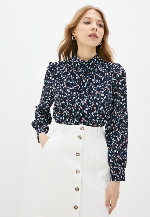 Блузы с длинным рукавом