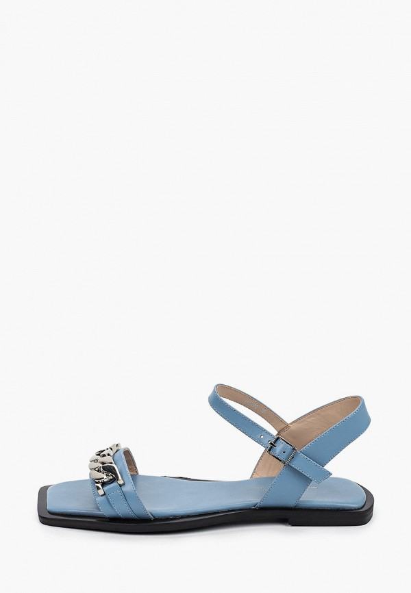 женские сандалии vitacci, голубые