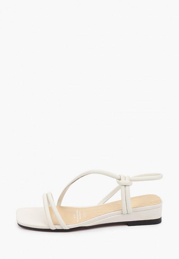 женские сандалии vitacci, белые
