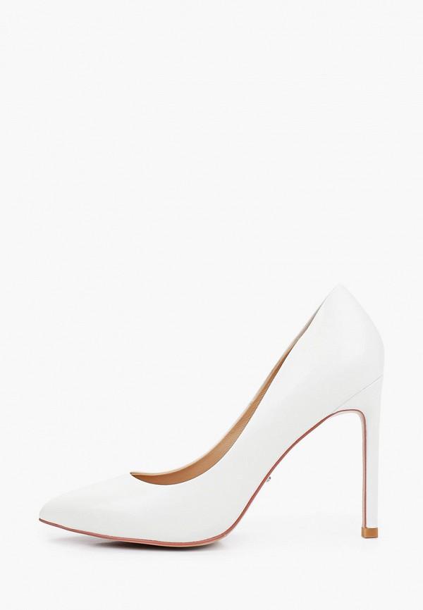 женские туфли-лодочки vitacci, белые