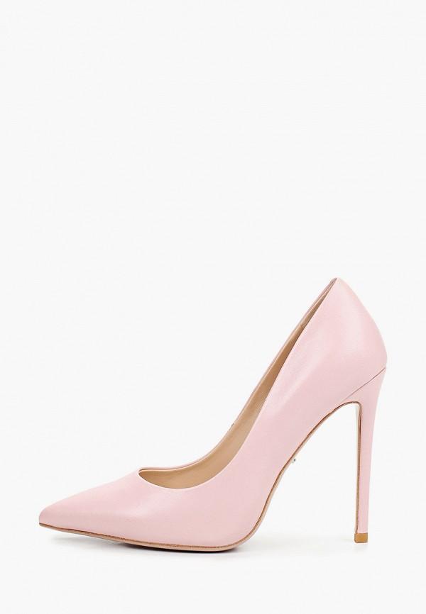 женские туфли-лодочки vitacci, розовые