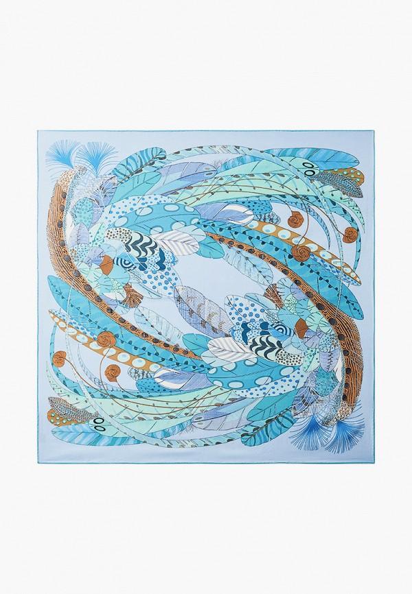 женский платок vitacci, голубой