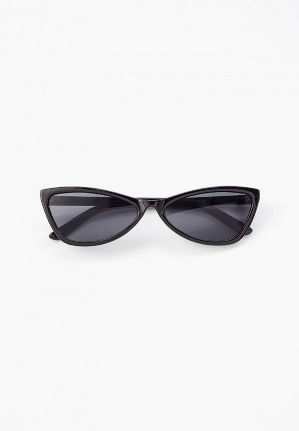 женские солнцезащитные очки vitacci, черные