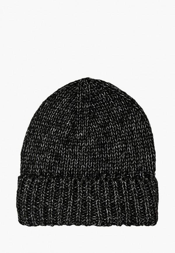 женская шапка sewel, черная