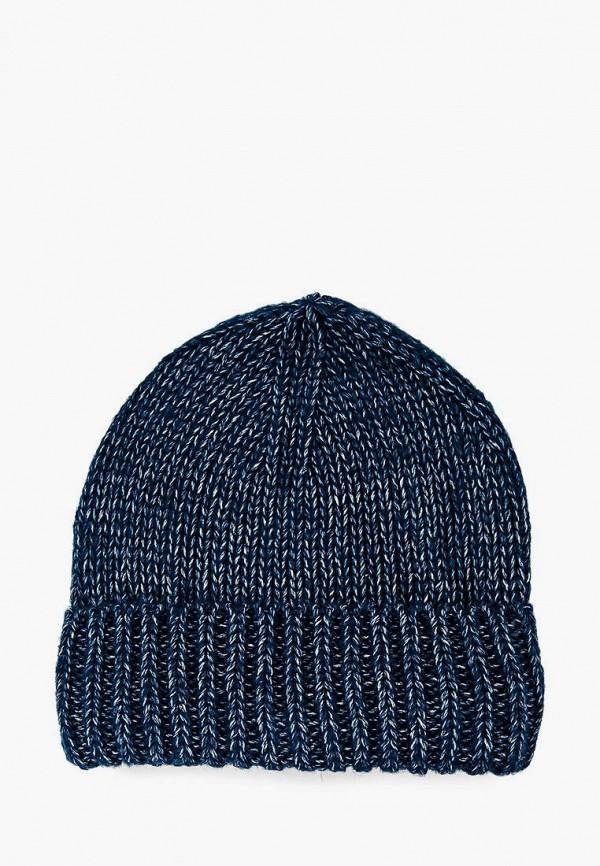 женская шапка sewel, синяя