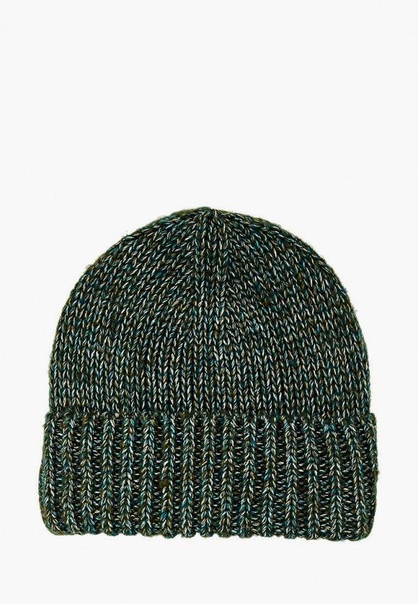 женская шапка sewel, зеленая