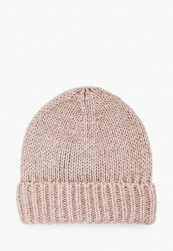 женская шапка sewel, розовая
