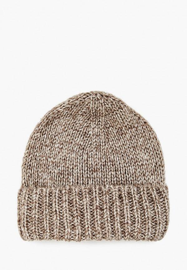 женская шапка sewel, бежевая