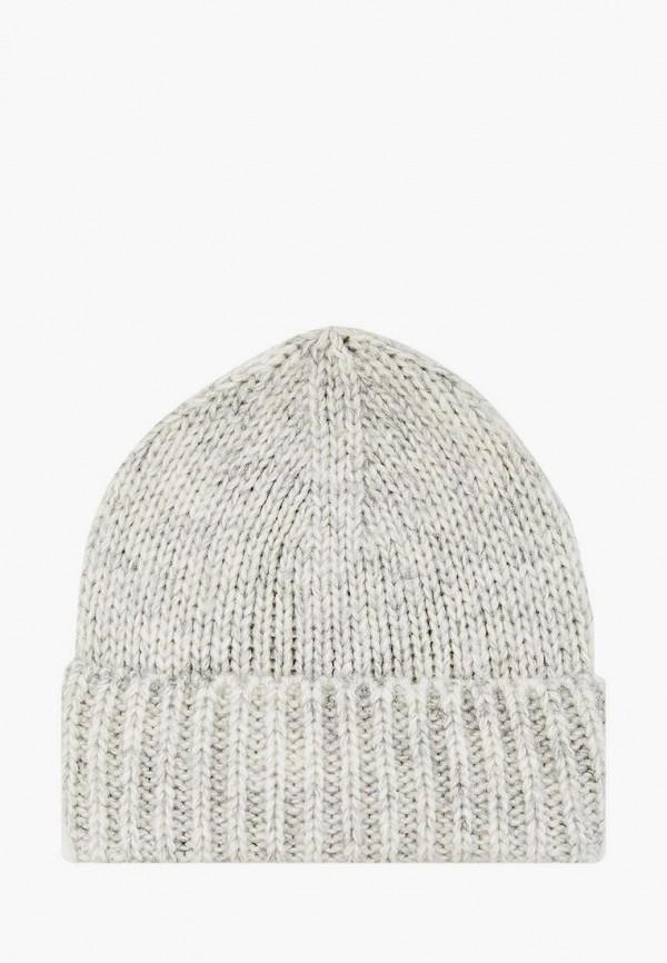 женская шапка sewel, серая