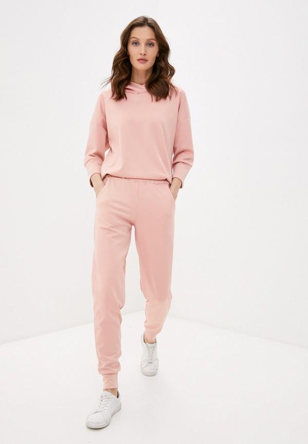 женский спортивный костюм baon, розовый