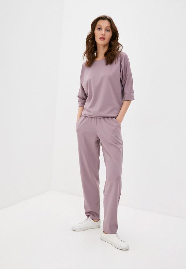 женский спортивный костюм baon, фиолетовый