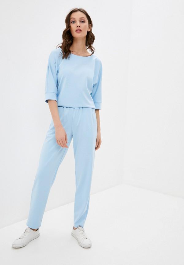 женский костюм baon, голубой