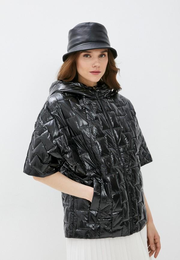 Куртка утепленная Grafinia черного цвета