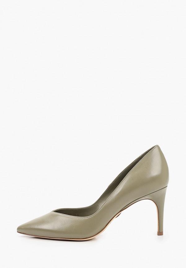 женские туфли-лодочки alla pugachova, хаки