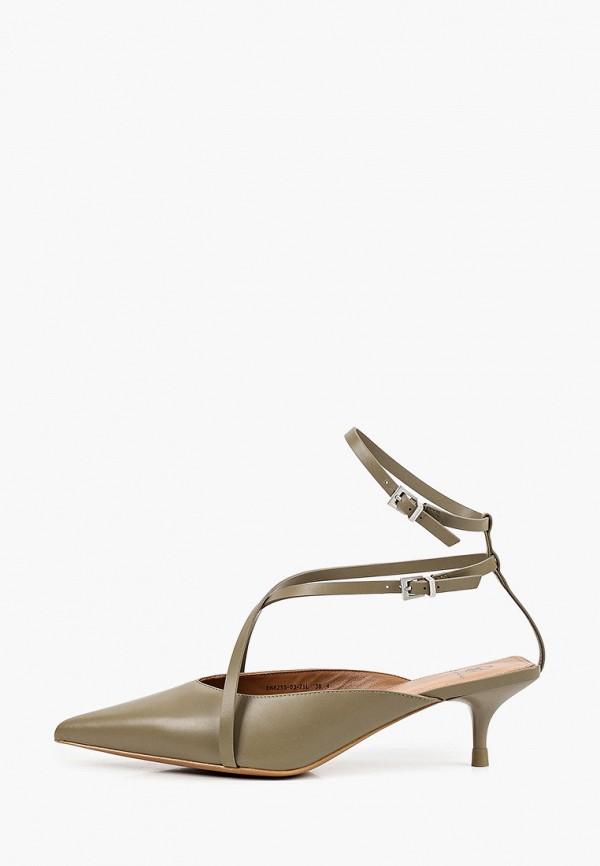 женские туфли эконика, хаки