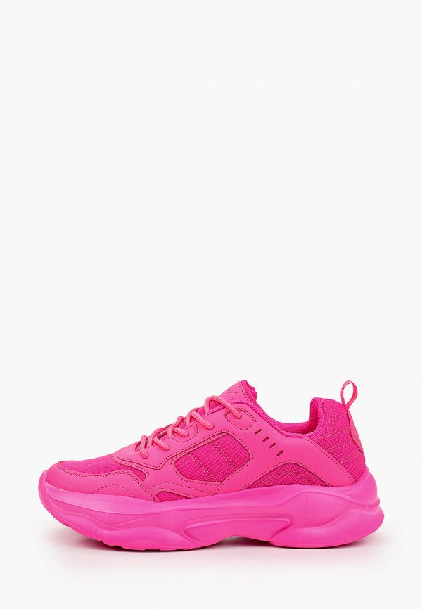 женские низкие кроссовки patrol, розовые