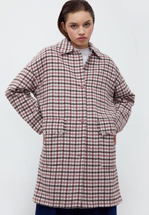 Пальто Finn Flare разноцветного цвета