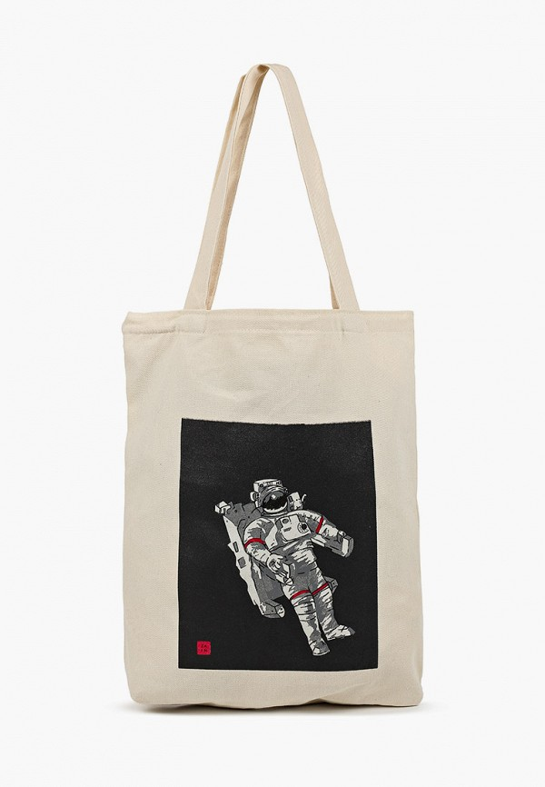 женская сумка-шоперы zain, бежевая