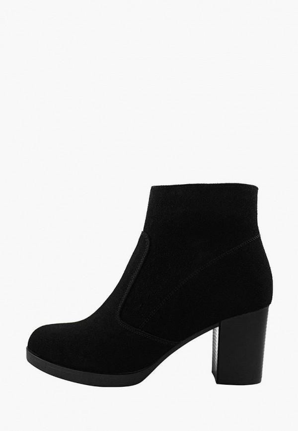 женские ботильоны holiday shoes, черные