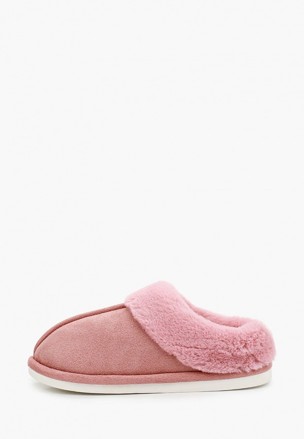 женские тапочки nobbaro, розовые