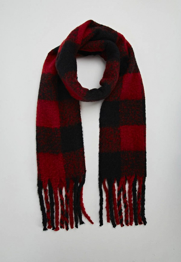 женский шарф terranova, бордовый