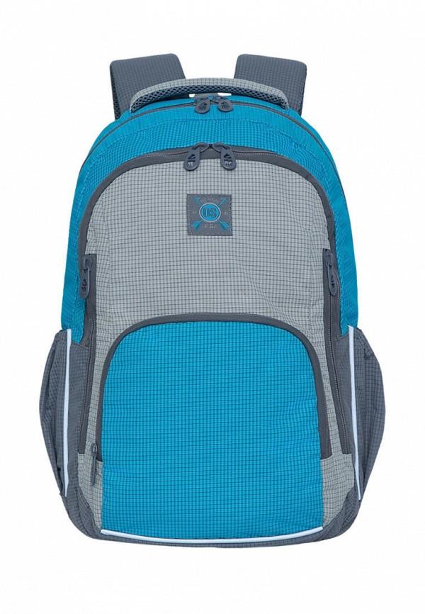 женский рюкзак grizzly, разноцветный