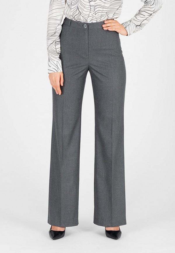 женские повседневные брюки eliseeva olesya, серые