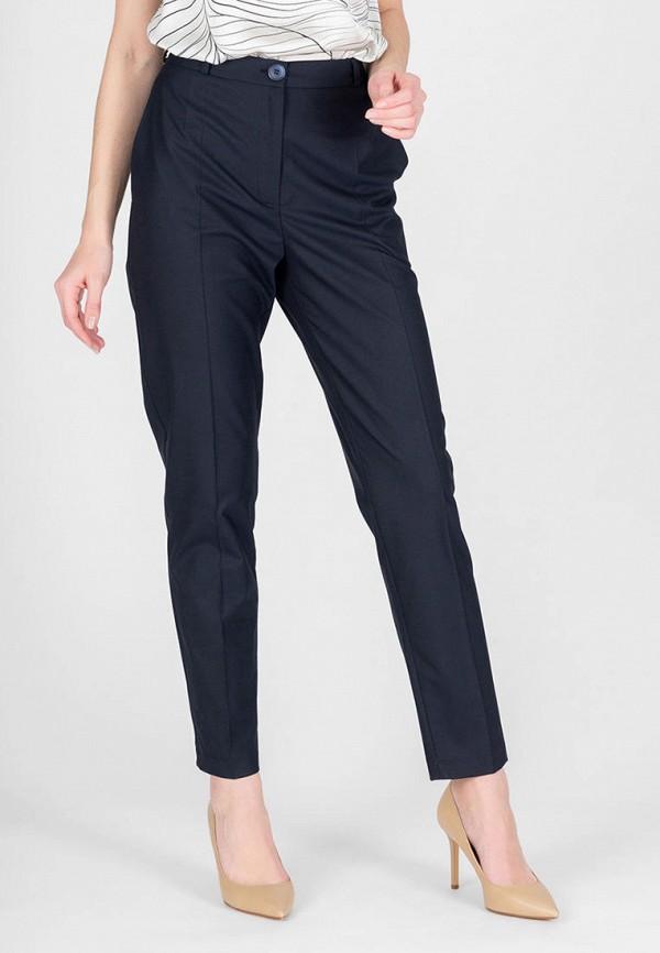 женские зауженные брюки eliseeva olesya, синие